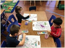St. Zachary Polish Preschool Enrollment 2021-2022